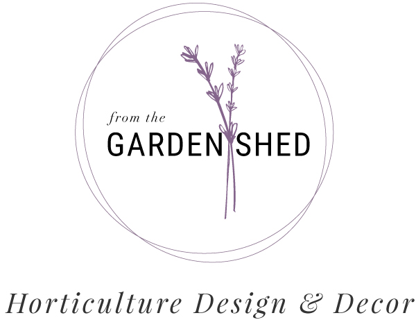 From the Garden Shed Retina Logo