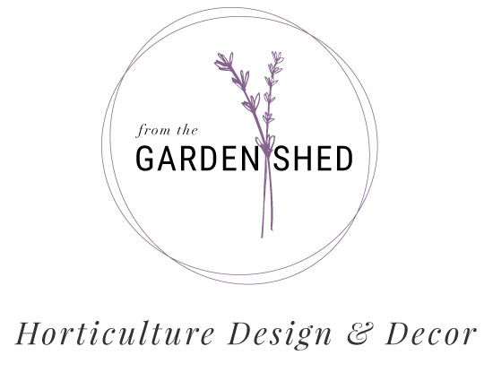 From the Garden Shed Logo
