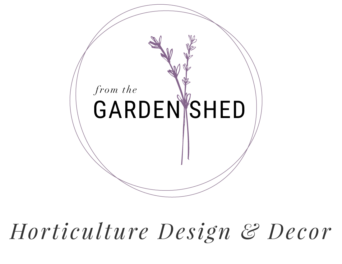 From the Garden Shed Mobile Retina Logo