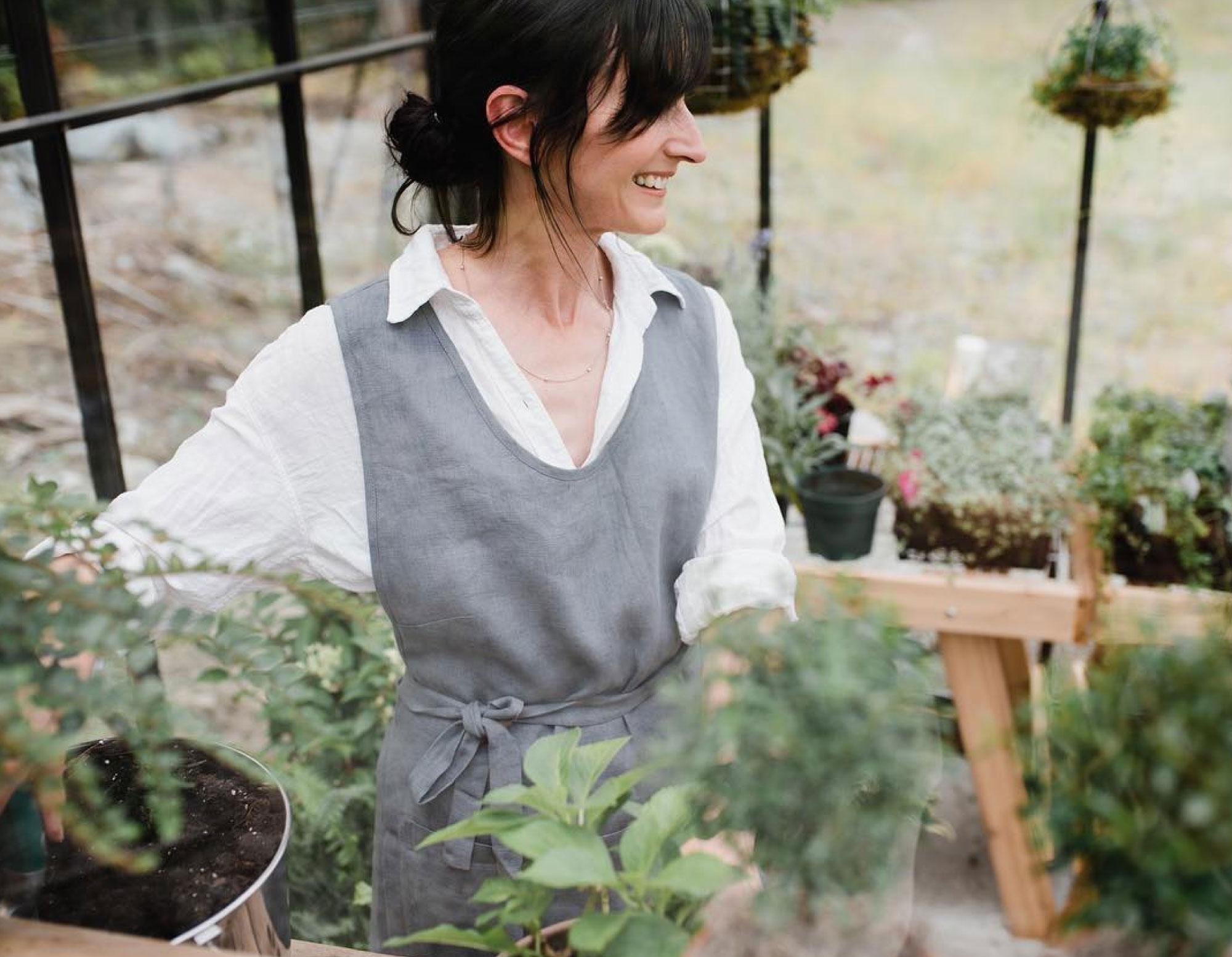 From the Garden Shed Catherine Karpman Organic Lavender Farm